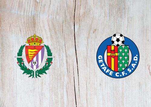 Real Valladolid vs Getafe -Highlights 06 March 2021