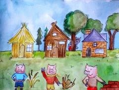 case 2 three little pigs inc Tell it to the judge: persuasive essay  the three little pigs  or lawyers for the defense because they believe the wolf has a plausible case step 2:.