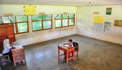 Guru Garis Depan jadi CPNS