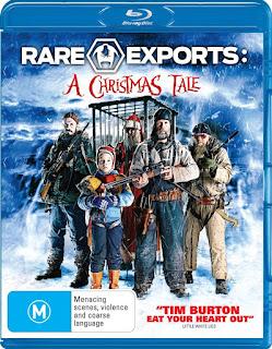 Rare Exports: Un Cuento de Navidad [BD25] *Subtitulada