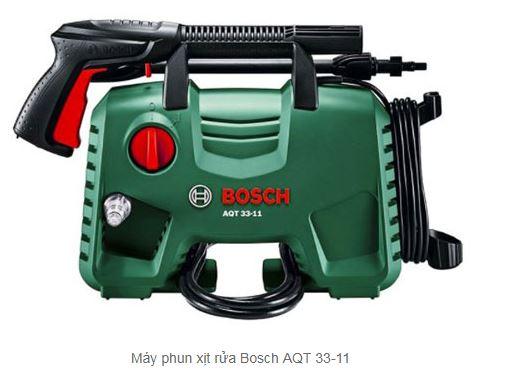 Máy phun áp lực Bosch AQT 33-11