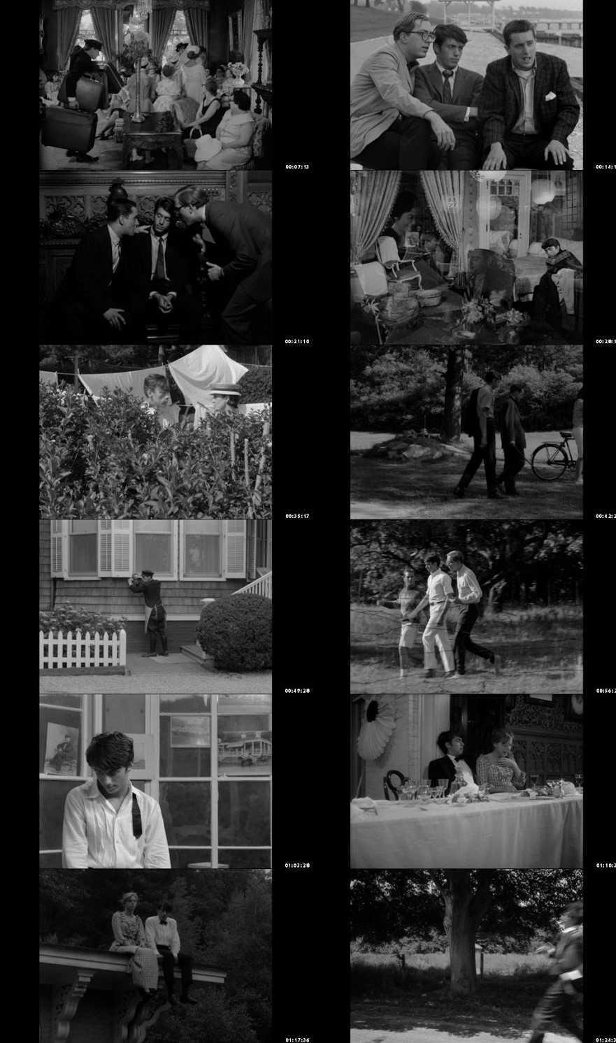 The Wedding Party 1969 Screenshot