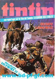 La bande dessinée de Buddy Longway