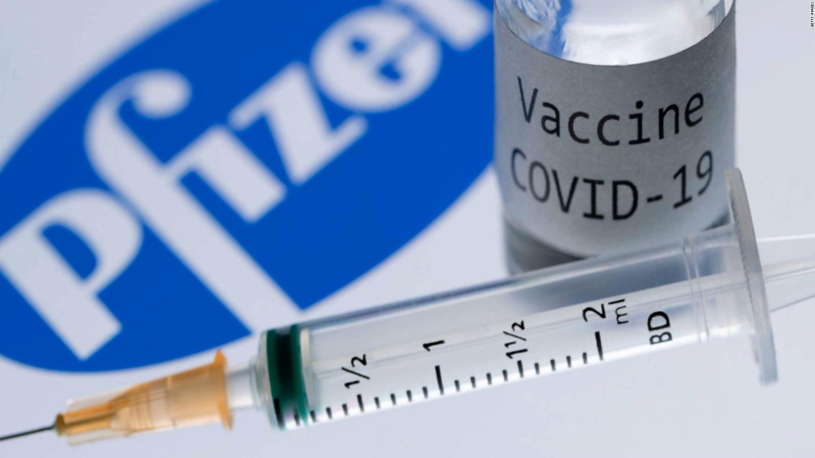 Pfizer: será necesaria la tercera dosis de la vacuna contra COVID