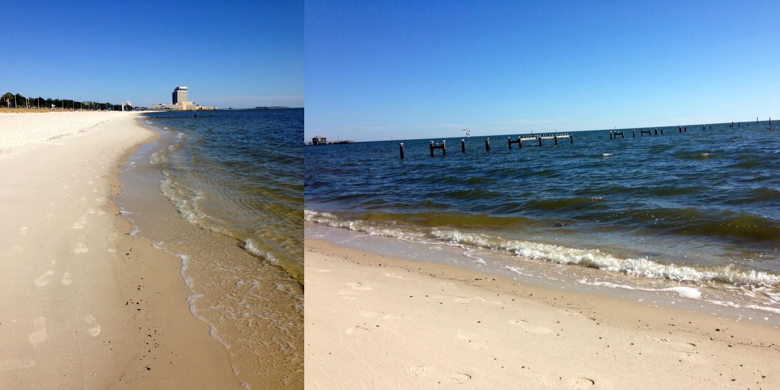 Keesler AFB Beach