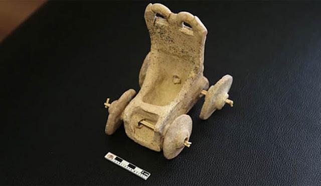 Resultado de imagem para Brinquedo mais antigo do mundo é encontrado na Turquia