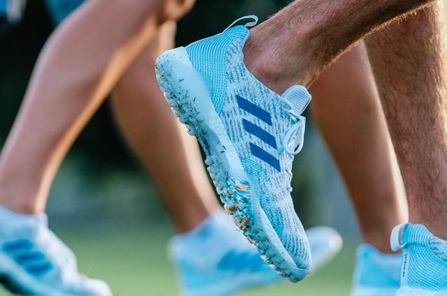 Adidas ra mắt giày Golf độc đáo làm từ nhựa tái chế