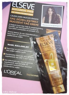 loreal elseve mucizevi yağ saç kremi, mucizevi yağ, loreal elseve, saç bakımı, saç kremi, güzel kokulu saç kremi,