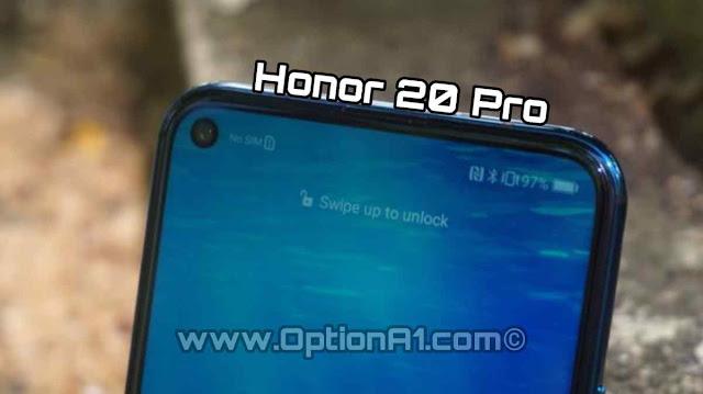 سعر ومواصفات هاتف هونر 20 برو من هواوي Honor 20 Pro