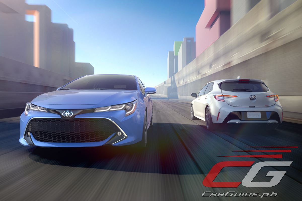 2019 Toyota Corolla Goes All Sporty W 25 Photos Philippine Car 2001 Hatchback World Are You Ready For A Truly Unveiled At The New York International Auto Show Is About Making Big
