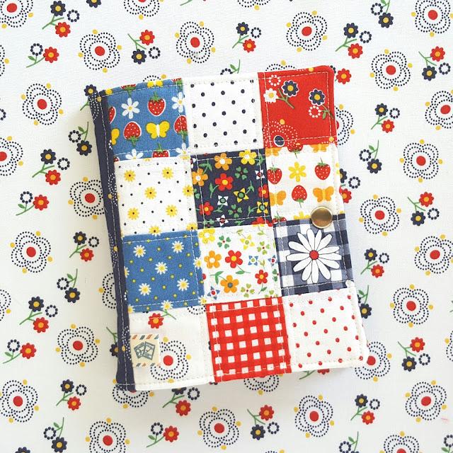 Gingham Girls Stationery Kit by Heidi Staples of Fabric Mutt