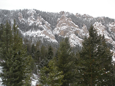 The Chestnut Ridge Travese, located near Bozeman, Montana, is a great ski for the keen backcountry skier