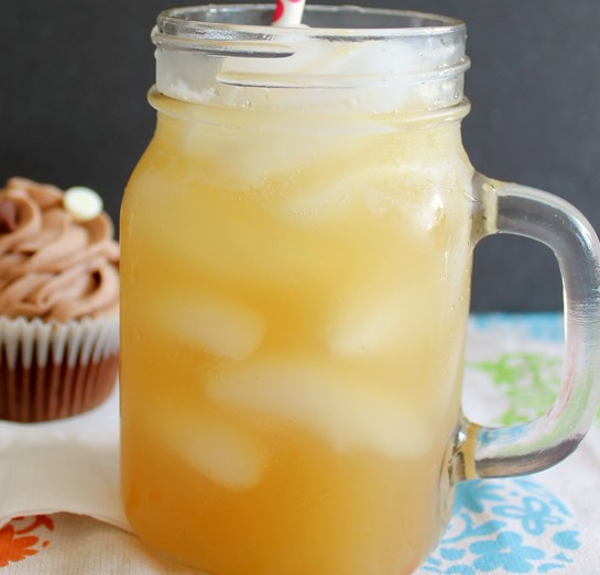 Southern Fruit Tea Recipe #drinks #summerday