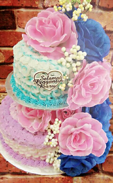 Kek Pengantin Baru