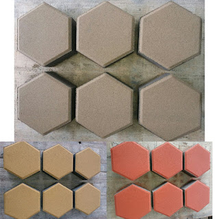 paving hexagon k300, paving hexagon, paving murah