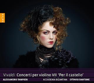 OP7078 Vivaldi Concerti per violino VII