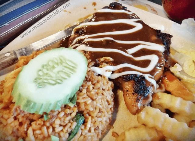 Makan Sedap di Pak Yop Cafe Kuala Kangsar