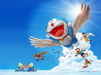 Doraemon Movie - Nobita Aur Birdopia Ka Sultan Hindi Dubbed [Disney India/Hungama TV] HD