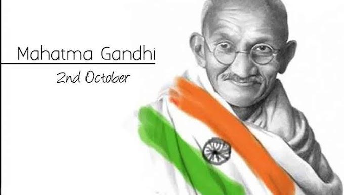 2nd October Gandhi Jayanti Speech In Hindi
