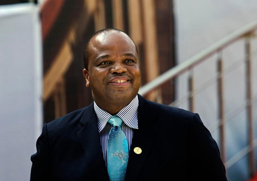 Breaking News - King Mswati III Reportedly Flees Country Amid Pro-Democracy Protests