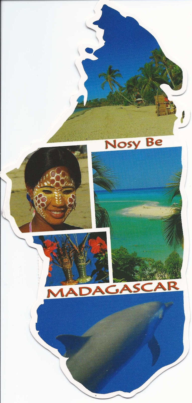 A Journey Of Postcards: A Postcard From Madagascar: The