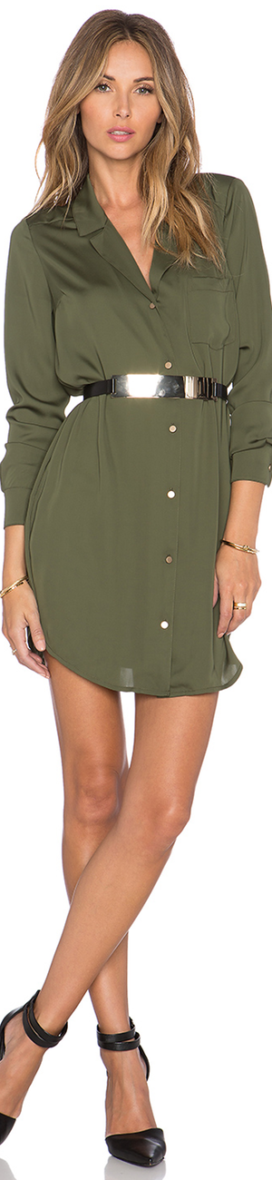 L'ACADEMIE THE TUNIC DRESS