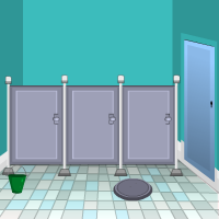 Play Games4Escape Toilet Room …