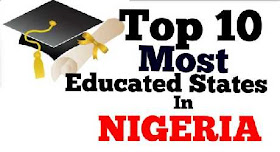 Most Educated States in Nigeria