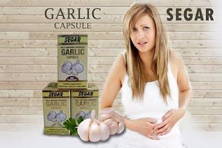 GARLIC CAPSULE SEGAR