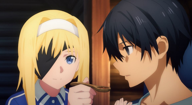 Sword Art Online Alicization War of Underworld (Season 2) Episode 2 Download Sub Indo