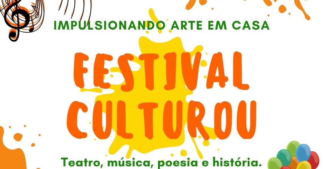 Impulsionando Arte promove primeiro Festival Culturou
