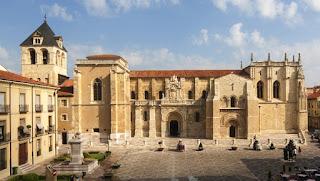 La basílica de San Isidoro de León fue la sede de las primeras cortes de la historia
