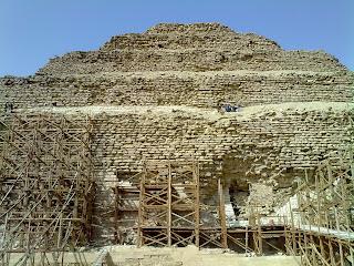 andamios en piramide
