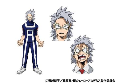 เท็ตสึเท็ตสึ เท็ตสึเท็ตสึ (Tetsutetsu Tetsutetsu) @ My Hero Academia: Boku no Hero Academia มายฮีโร่ อคาเดเมีย