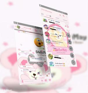 Cute Teddy Bear Theme For YOWhatsApp & Fouad WhatsApp By Alejandra
