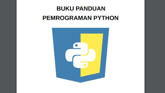 Download Ebook Panduan Pemrograman Python untuk Pemula - PDF