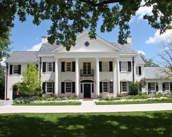 Desain Rumah Gaya Belanda & Desain Rumah Gaya Belanda Modern Dan Klasik Paling Disukai