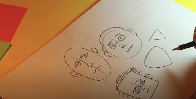 ماهو فن الكاريكاتير 2021 | متى ظهرت الرسوم المتحركة !؟ كيف تكون فنان كاريكاتير!