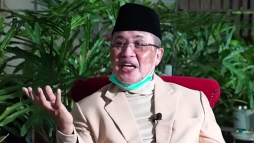 Prof Nidom: Cilaka, Divaksin Lengkap Tapi Tak Punya Antibodi dan Daya Protektif