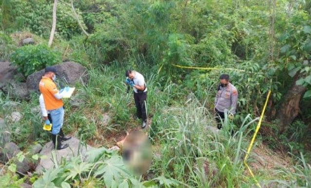 Sesosok Mayat Ditemukan Tanpa Busana di Kali Sereh Sentani