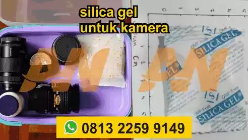 Jual Silica Gel untuk Kamera