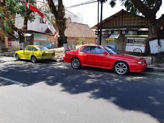 Mazda MX6 Coupe 1992 kondisi sehat