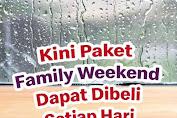 McD Promo - Kini Paket Family Weekend Dapat DiBeli Setiap Hari!