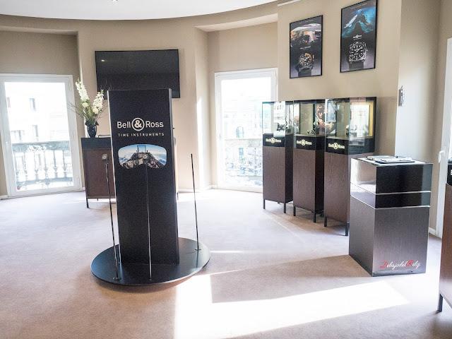 Bell&Ross showroom