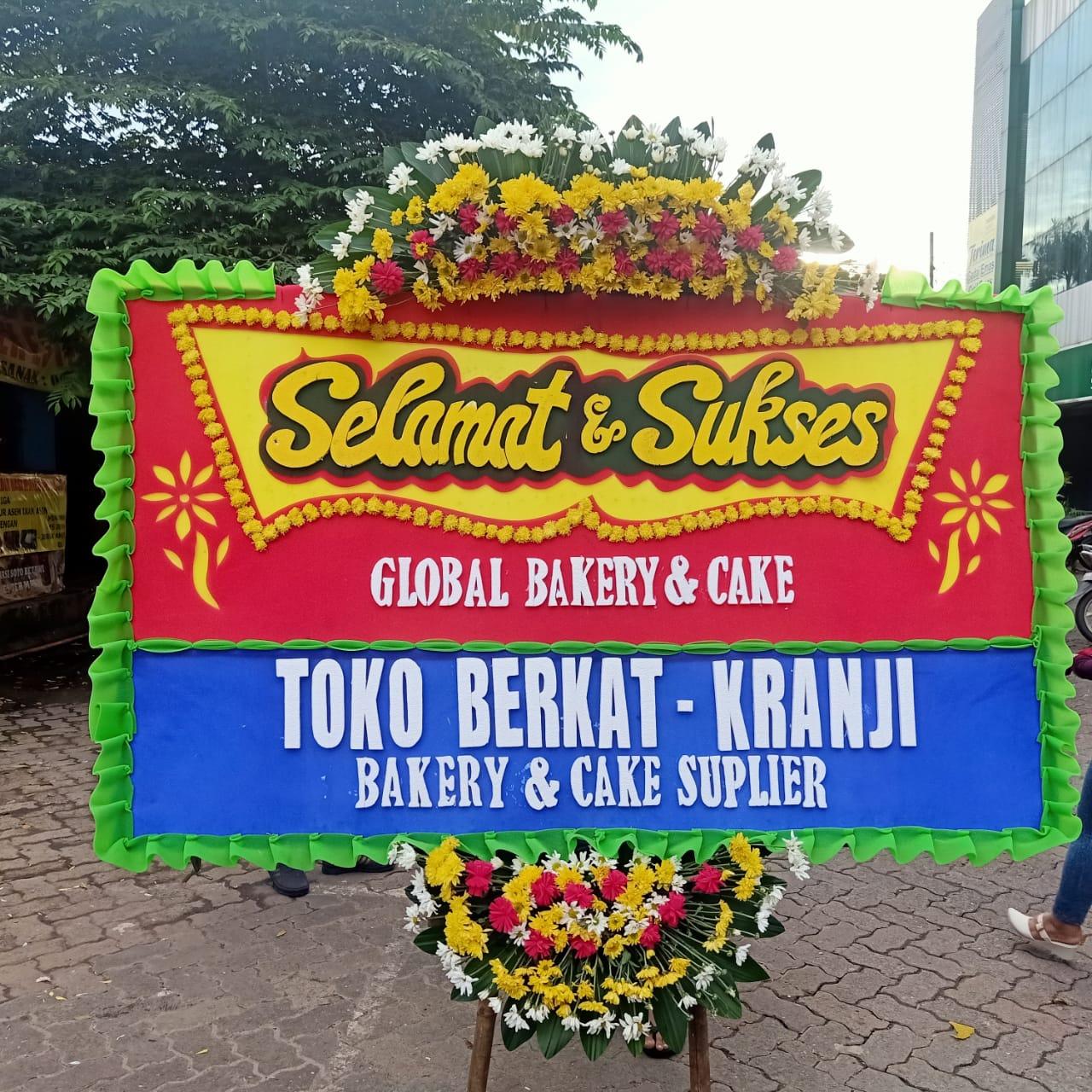 Bunga Papan Selamat Sukses 002