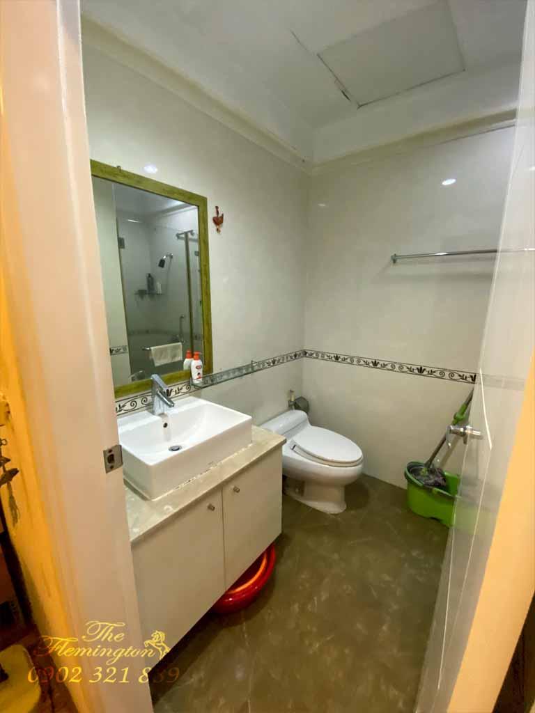 Chung cư The Flemington Lê Đại Hành   Hình phòng tắm