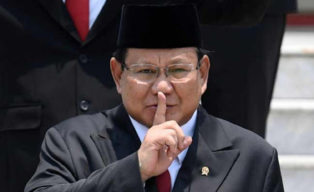 Ucapan Ini Tunjukkan Prabowo Miliki Itikad Kerja Keras Bersama