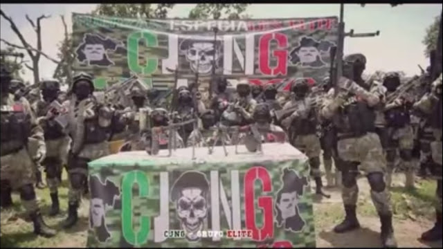 Elites de El CJNG efectivos entran a Guanajuato y en menos de dos años limpiaron la plaza con todo y El Marro