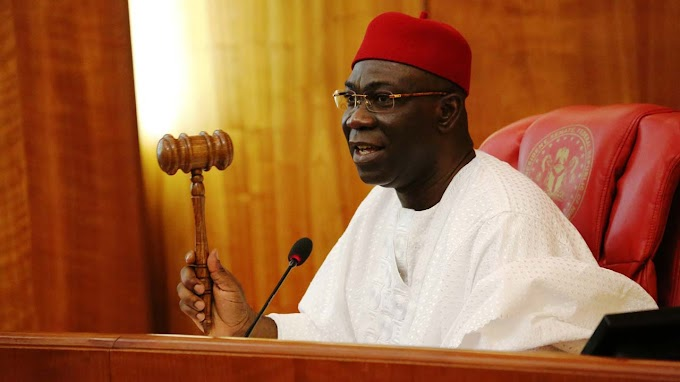 'I'll remain in the senate forever if it's my wish' - Ekweremadu