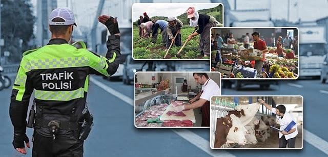 Tarım ve hayvancılık yapanlar sokağa çıkabilecek